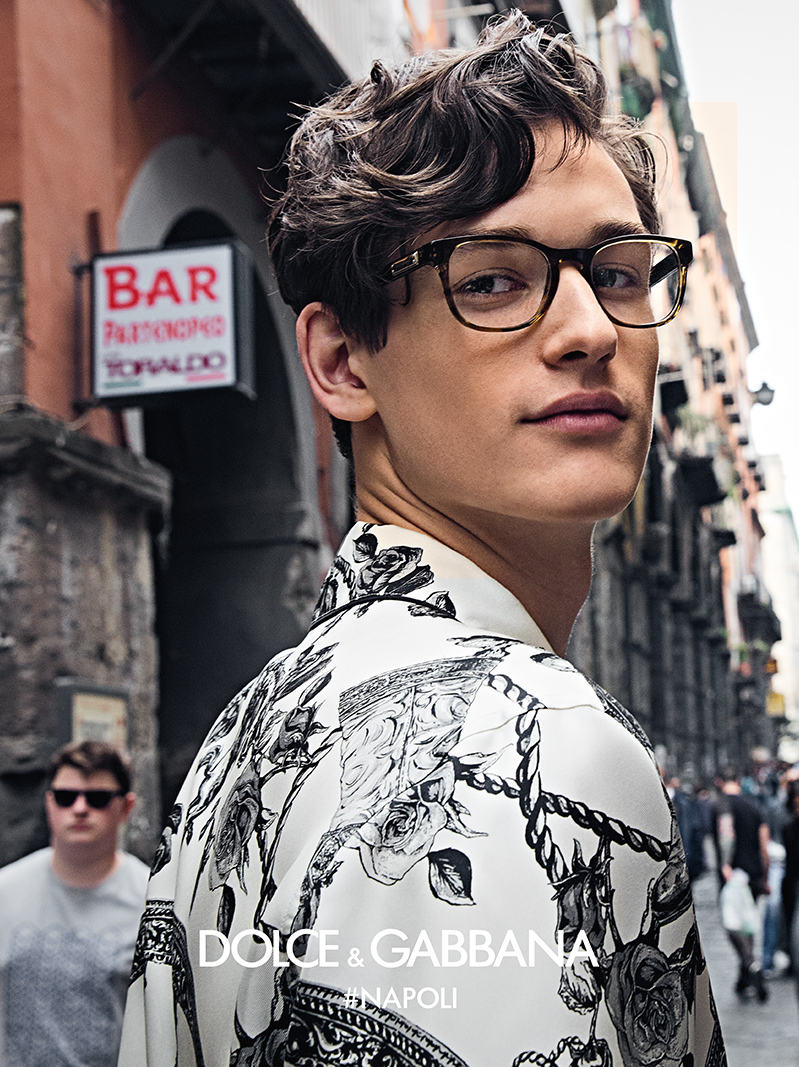 dolce and gabbana fall winter 2016 17 opticals men adv campaign 10
